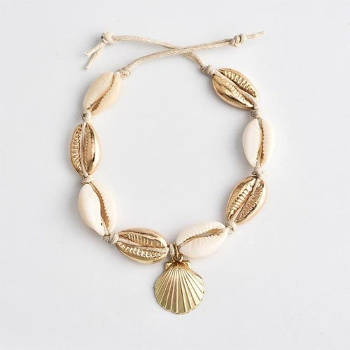 Shell Anklet - Joy Street