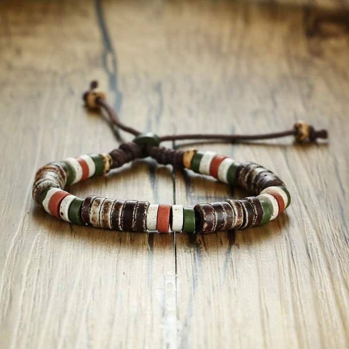 Natural Stone Beaded Bracelets - Joy Street