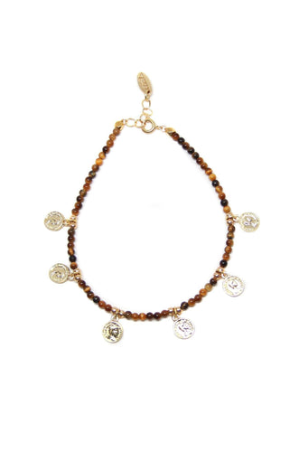 Close to Earth Anklet - Joy Street