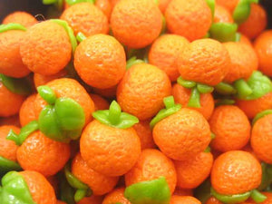Lot Oranges Fruit Dollhouse Miniature Food WHOLESALE Supply Charms
