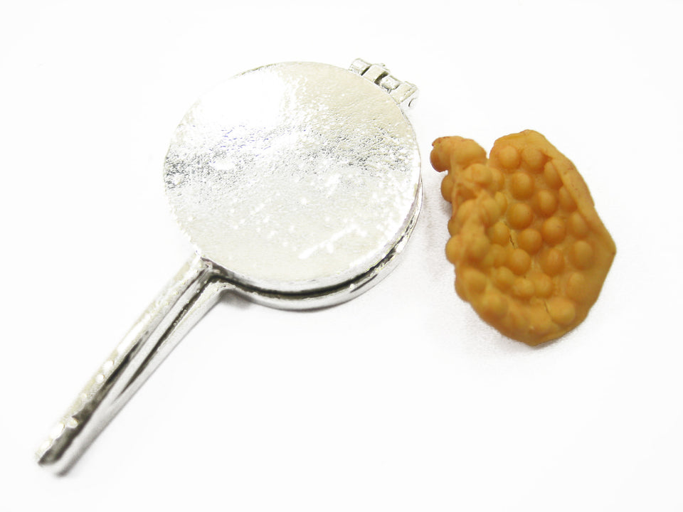 Dollhouse Miniature Hong Kong Waffle Ball Shop Accessories Supply 9536