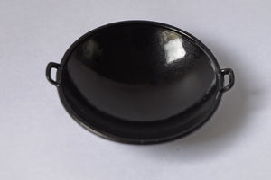 Dolls House Miniatures Accessories Cooking Pan Chinese Wok Kitchen Supply 10920