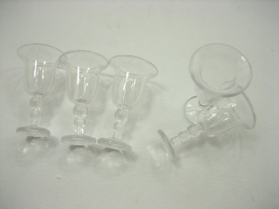 Acrylic Ice Cream Cup Dollhouse Miniature Accessories Drinks Supplies