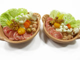 Dollhouse Miniatures Japanese Food 2 Shabu Sukiyaki Hot Pot Japanese Style 13870