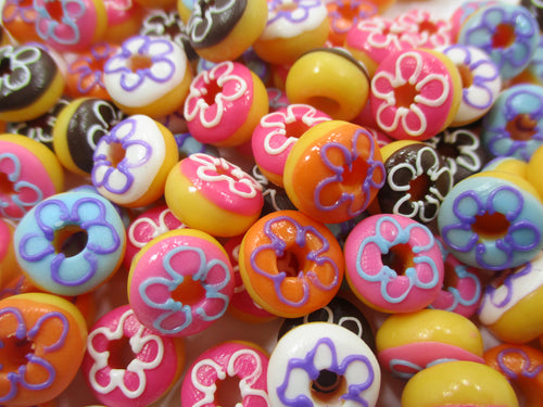 Dollhouse Food Accessories Donut Doughnut Bakery Dollhouse Miniature Food