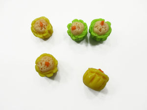 Dollhouse Food Accessories Chinese Food Shrimp Dim Sum Miniature Food