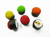 Dollhouse Food Accessory Japanese Food Tekkamaki Sushi Miniature Food