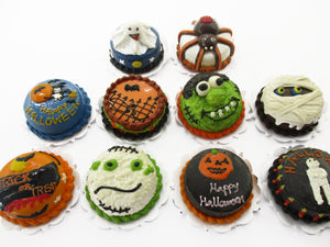 10x20mm Different Halloween Seasonal Cake Dollhouse Miniatures Food 15429