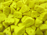 Dollhouse Miniature Lot Yellow Cheese Slice Dollhouse Tiny food Supply