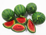Dollhouse Miniature Food Mixed Loose Watermelon Fruit Supply 15529
