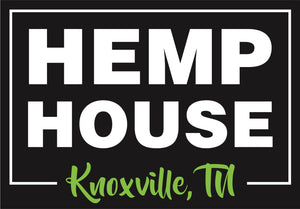 Hemp House Knoxville TN Tennessee color logo CBD