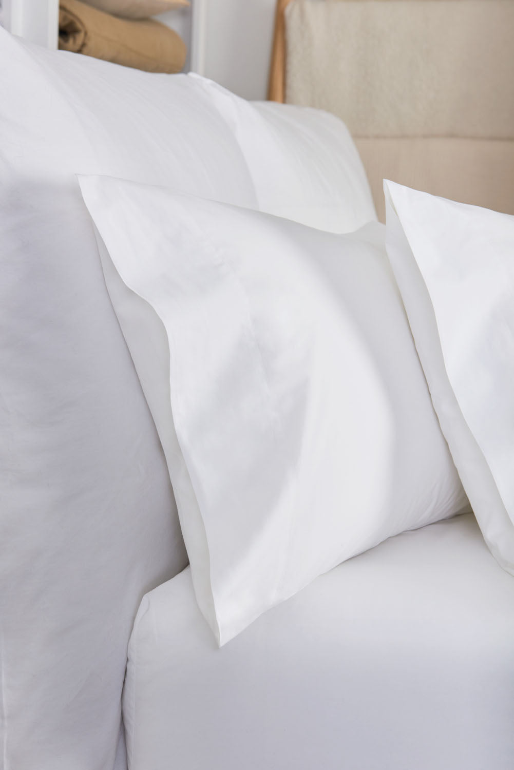 Classic Percale Pillowcase (Pair)