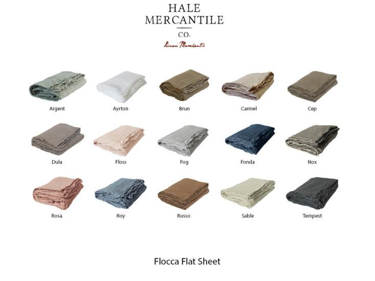 Flocca Flat Sheet (K/Q)