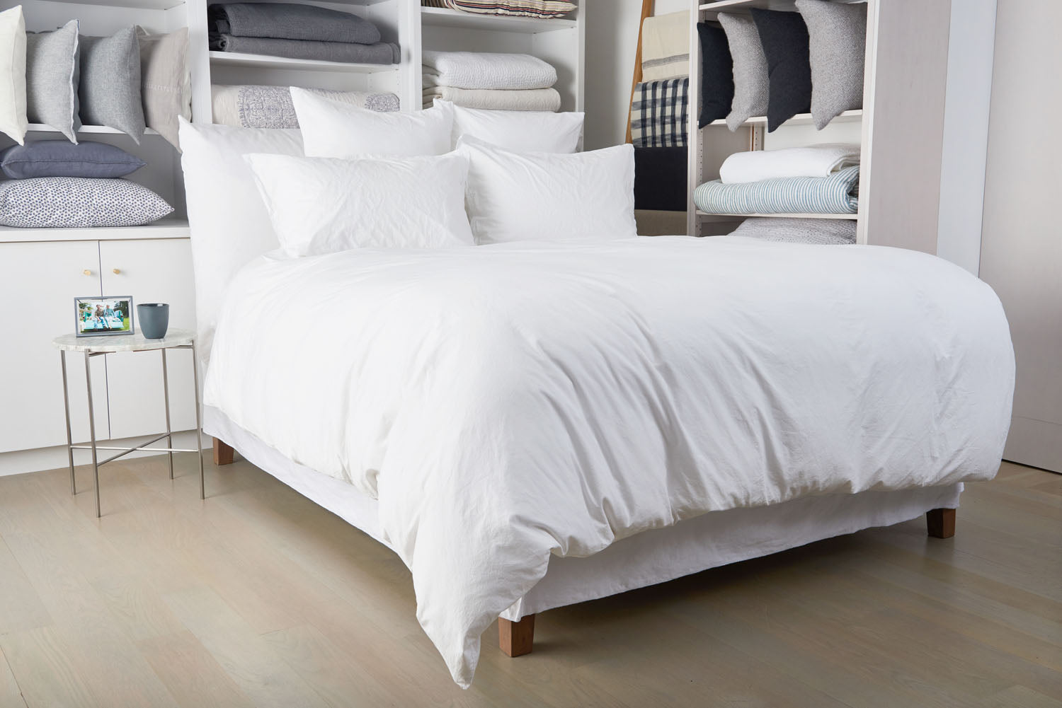 Relaxed Percale Sham (Pair)