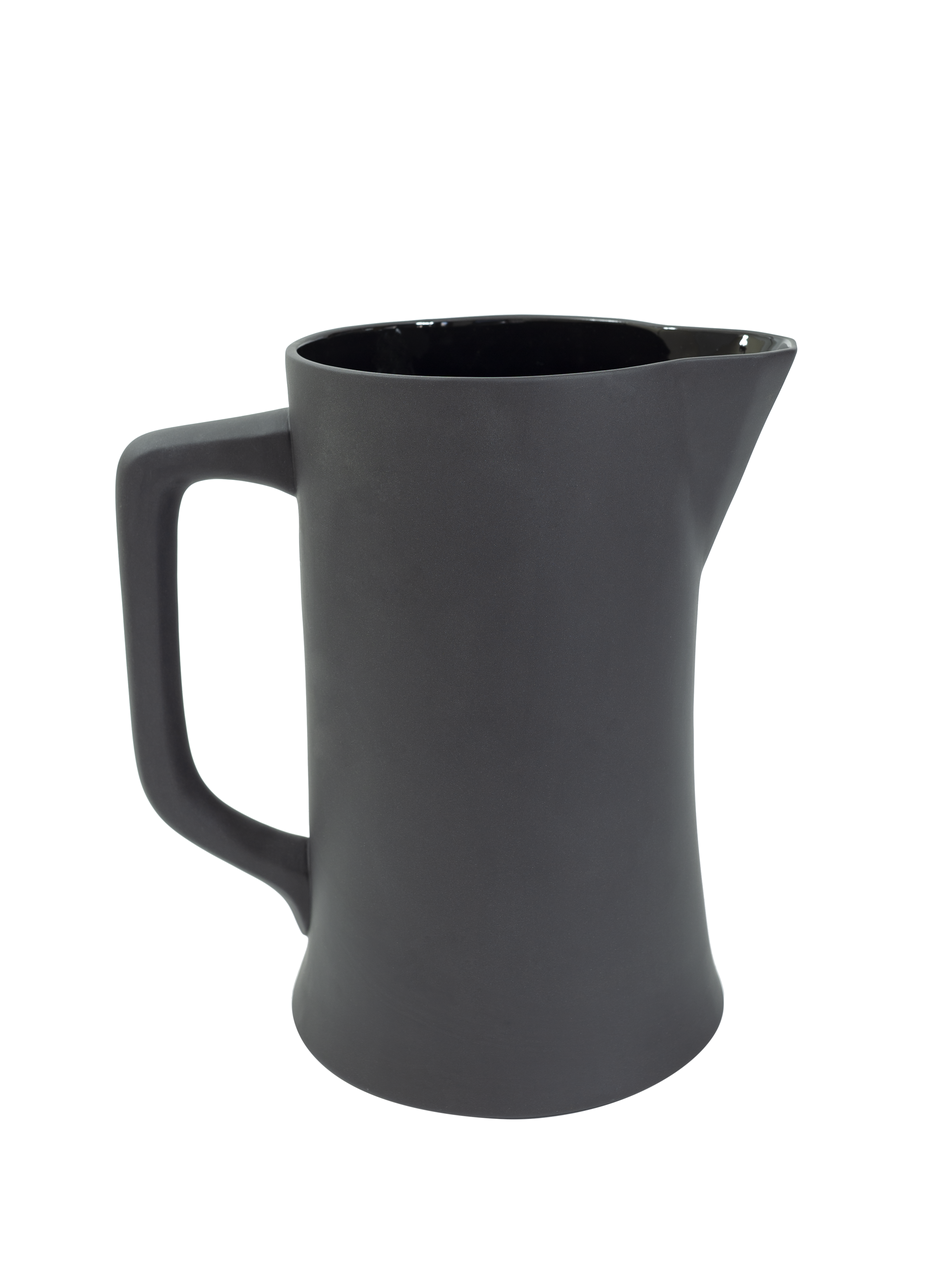 Black Still Life Pitcher No.1
