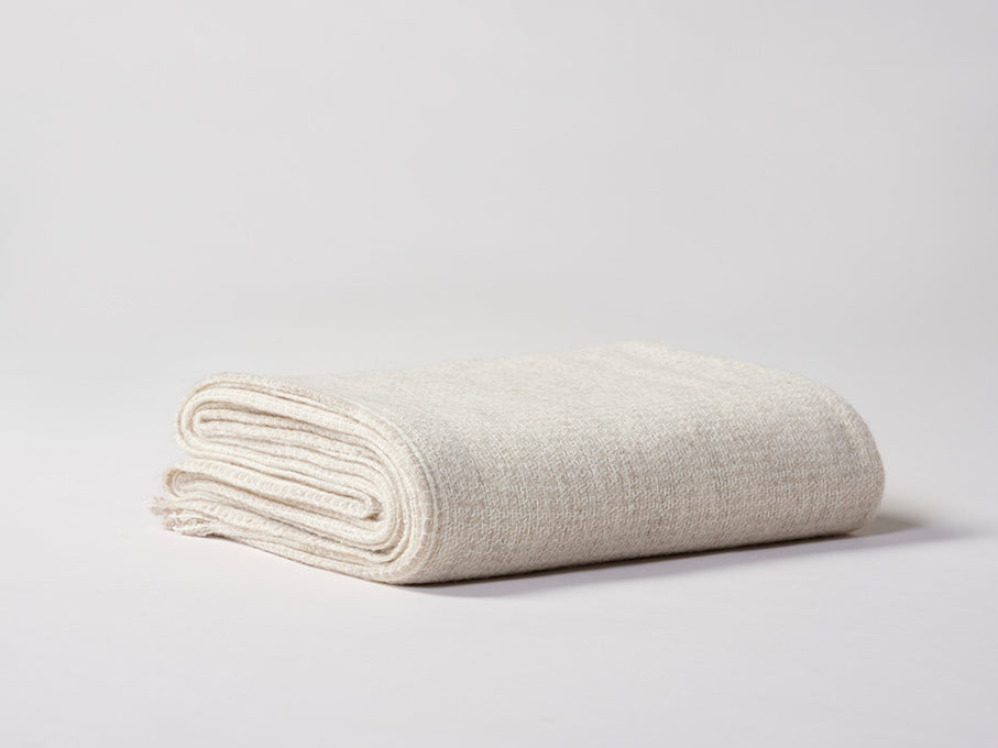 Nebula Sustainable Cashmere Throw