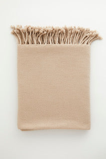 Umrao 4-Ply Cashmere Throw (Quick Ship)