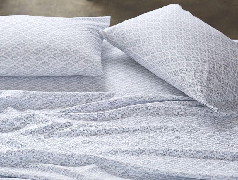 Dotted Lantern Printed Sheet Set