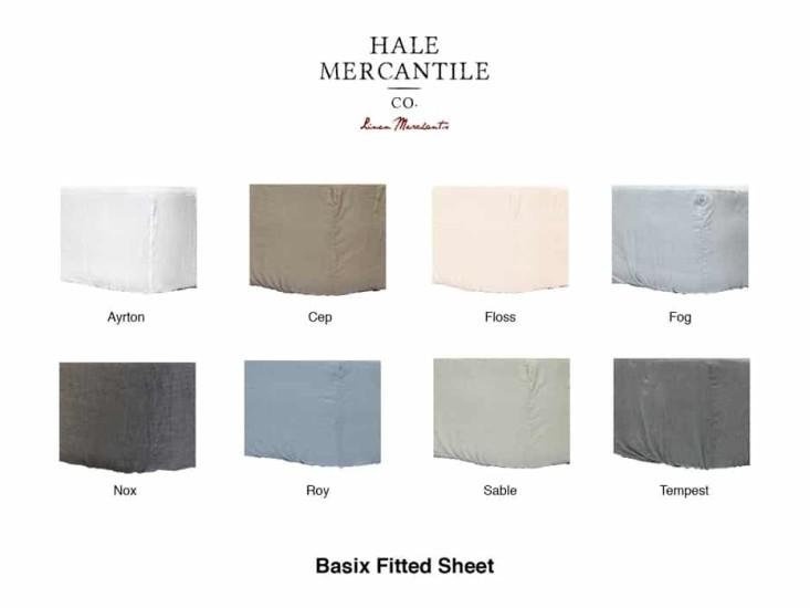 Basix Fitted Sheet