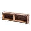 Double Wooden Brick Mold