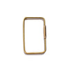 Brushed Brass Key Holder (Multiple Styles)