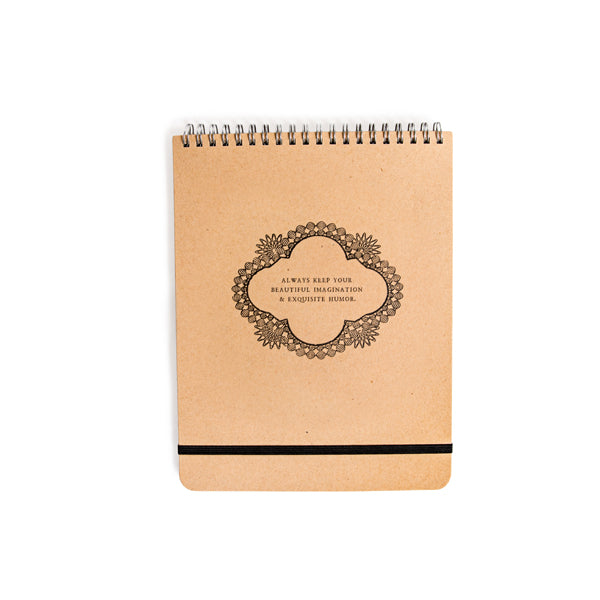 Always Keep - Spiral Notebook