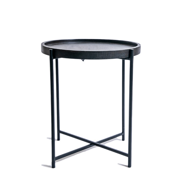 Wood Top Table (two sizes)
