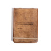Leather Journals (9 Sayings)