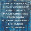 Ask Yourself - Sugarboo and Co Art Print - Gallery Wrap