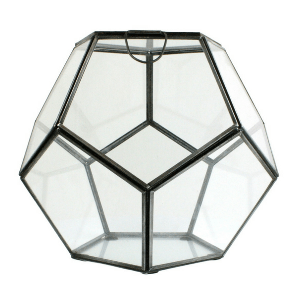 Faceted Terrarium - Small - Sugarboo and Co