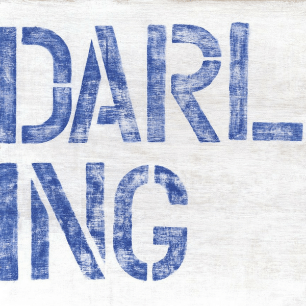 Darling Art Print - Sugarboo and Co - Gallery Wrap