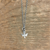 "Sterling Silver ""Baby Bird"" Necklace - Sugarboo and Co"