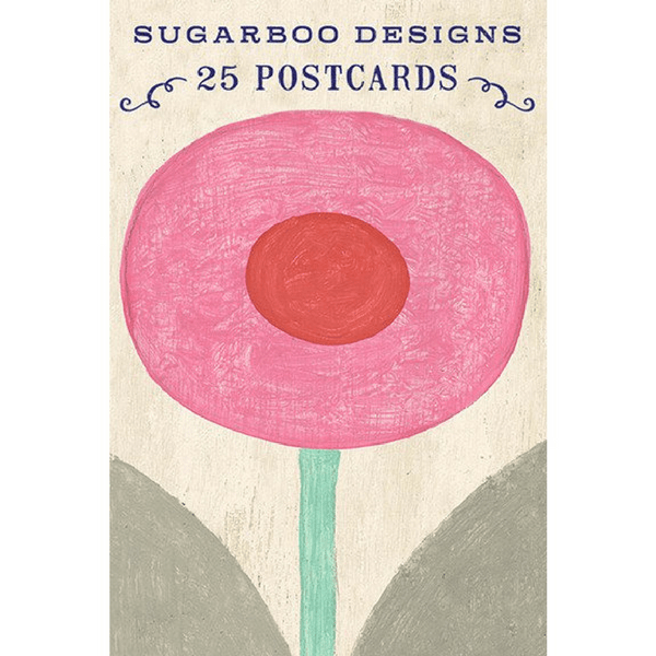 Sugarboo and Co Art Collection Postcards