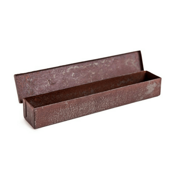 Iron Pencil Box - Sugarboo and Co
