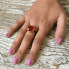 Carnelian Ring - Sugarboo and Co