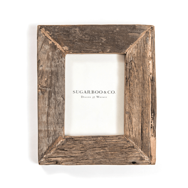 Wooden Photo Frame - Sugarboo and Co