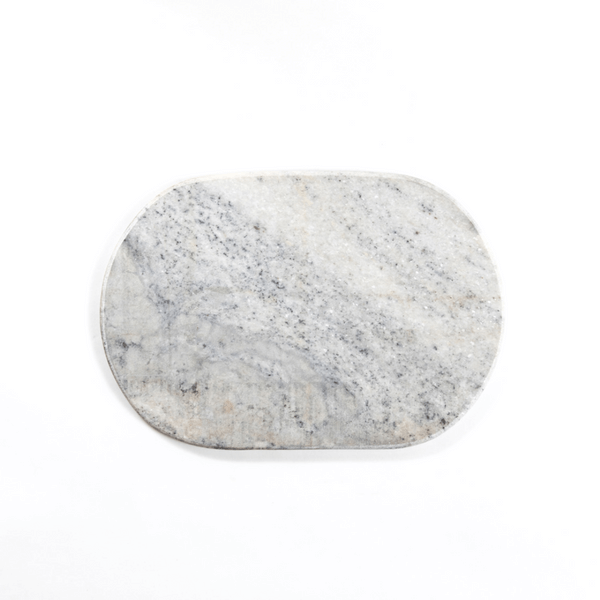 Marble Chopping Tray - Oval - Sugarboo and Co