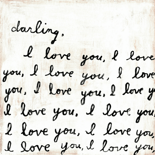 Letter for You*