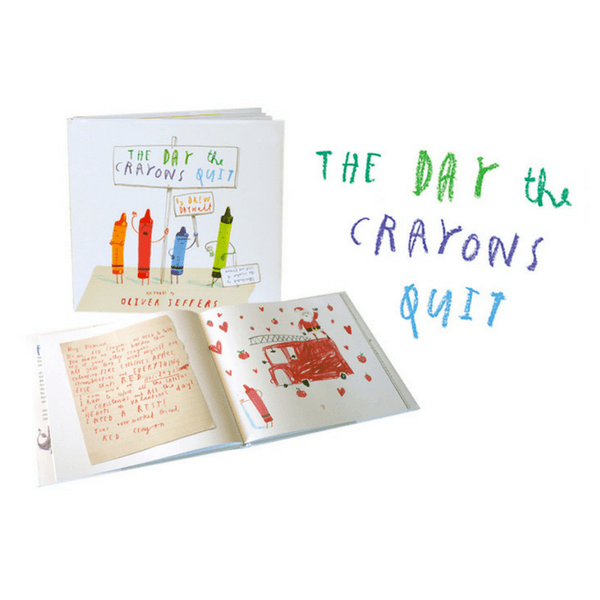 The Day the Crayons Quit - Sugarboo and Co