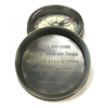Engraved Compass - Walt Whitman - Sugarboo and Co