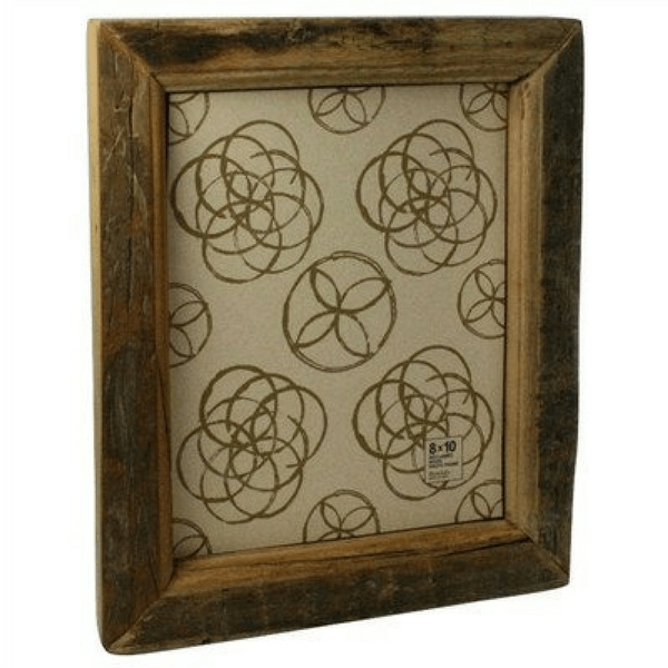 Reclaimed Wood Frame - Large - Sugarboo and Co