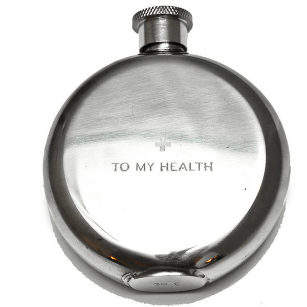 To My Health - Flask - Sugarboo and Co
