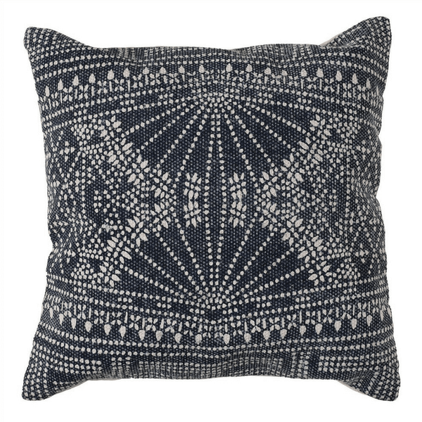 Indigo Batik Pillow - Sugarboo and Co