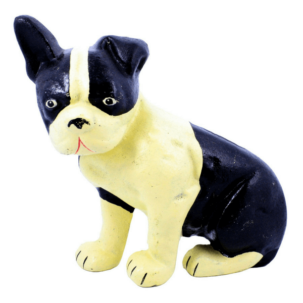 Boston Terrier Doorstop - Sugarboo and Co