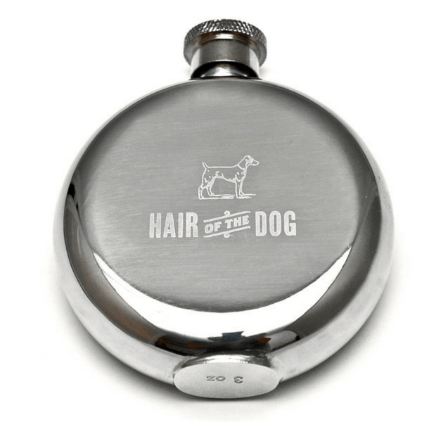 Hair of the Dog Flask - Sugarboo and Co