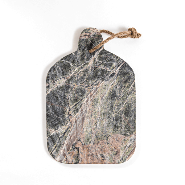 Forest Green Marble Board with Matte Finish - Sugarboo and Co