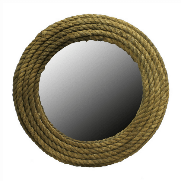 Round Rope Mirror - Sugarboo and Co