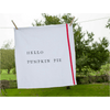 Hello Cotton Napkins - Hello Pumpkin Pie - Sugarboo and Co