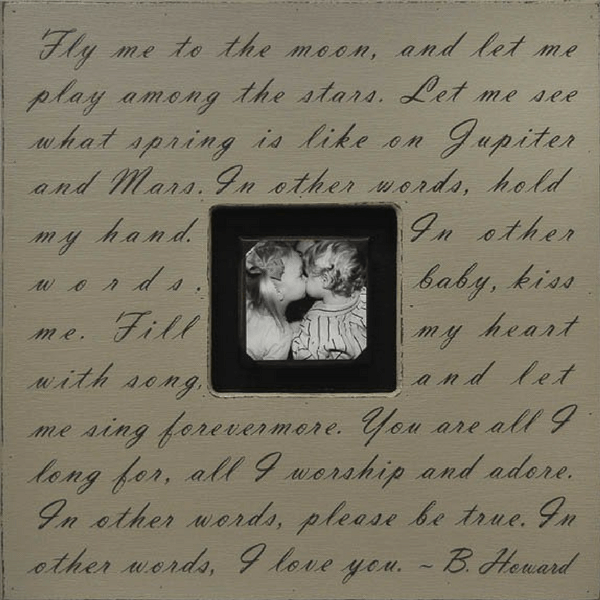 Fly Me to the Moon - Photobox - Sugarboo Designs