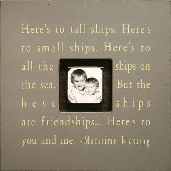 Here's to Tall Ships - Photobox - Sugarboo and Co